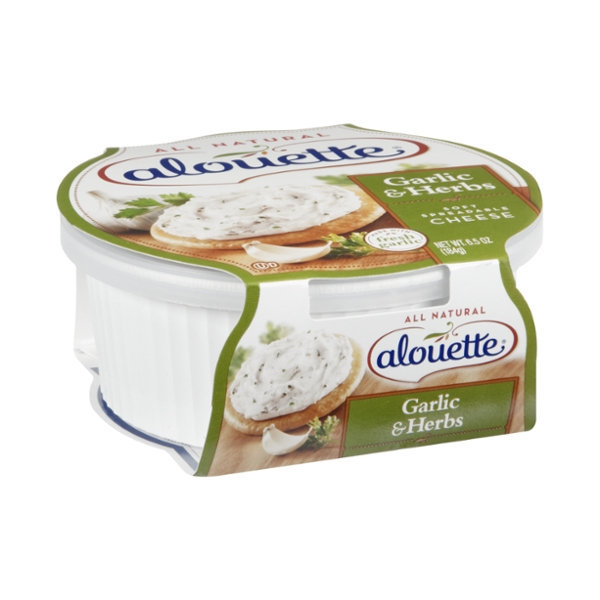 alouette cheese soft spreadable garlic  herbs reviews 2019