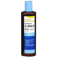 Walgreens Therapeutic T plus Tar Gel Dandruff Shampoo