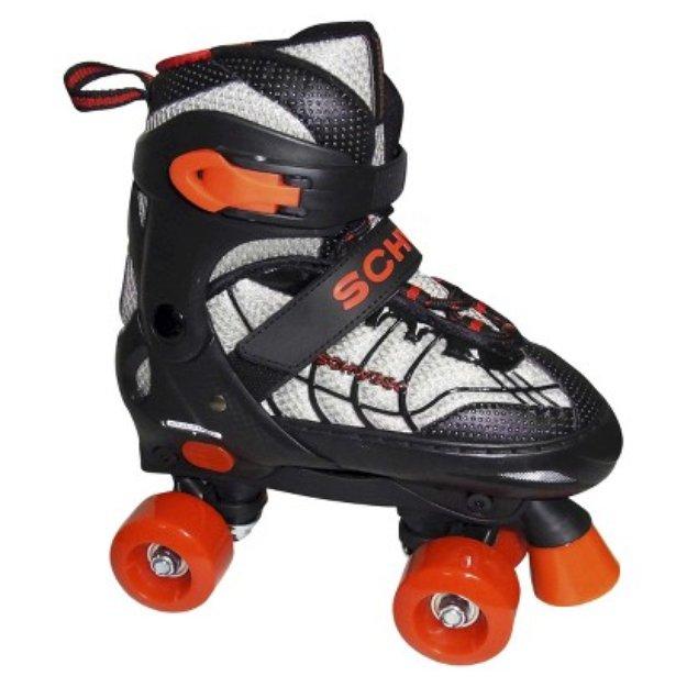 Schwinn Semi Soft Quad Skate - 5/8
