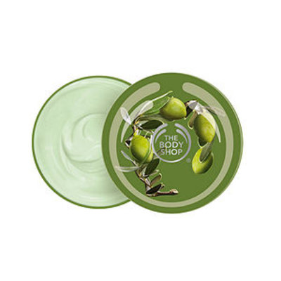 The Body Shop Body Butter, Olive, 6.75 oz