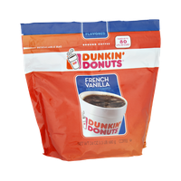 Dunkin' Donuts French Vanilla Flavored Ground Coffee