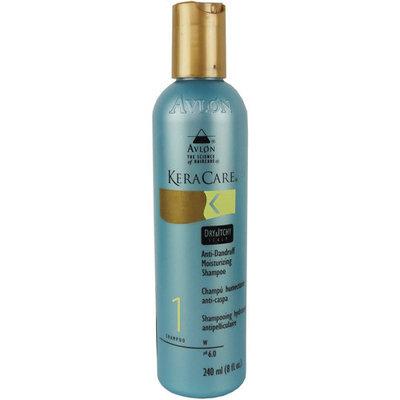 KeraCare Dry & Itchy Scalp Anti-Dandruff Moisturizing Shampoo, 8 fl oz