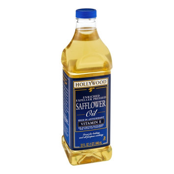 Hollywood Vitamin E Safflower Oil