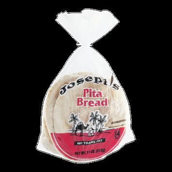 Joseph's Pita Bread No Cholesterol or Trans Fat