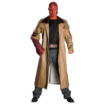 Costume Supercenter Hellboy Adult Halloween Costume - One Size