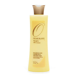 Oscar Blandi Crema Shampoo - Shampoo for Overstressed Hair