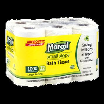 Marcal Small Steps Bath Tissue - 12 CT