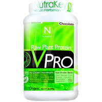NutraKey VPRO Raw Plant Protein Chocolate 2 lbs