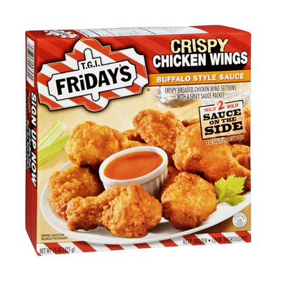 T.G.I. Friday's Crispy Chicken Wings Buffalo Style Sauce
