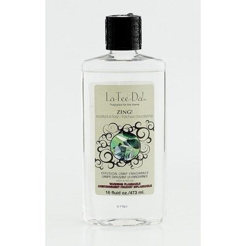 La-Tee-Da Effusion and Fragrance Lamp Oil Refills - 16 oz - FA LA LA LA LA