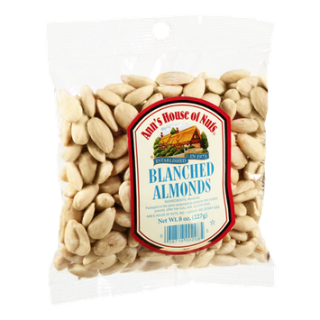 Ann's House of Nuts Blanched Almonds