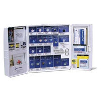 First Aid Only First Aid Kit,4-1/8inWx4-1/8inDx14inH Model: 54770