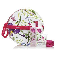 Crabtree & Evelyn Rosewater Hatbox Round