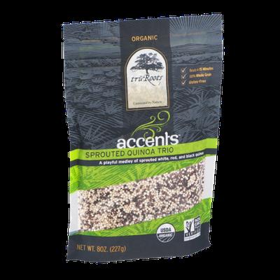 Tru Roots Accents Sprouted Quinoa Trio
