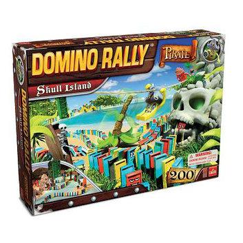 Goliath Games Domino Rally Skull Island