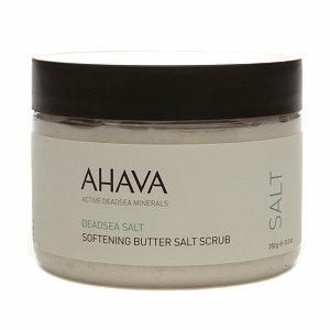 AHAVA Deadsea Salt Softening Butter Salt Scrub