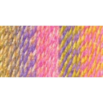 Orchard Yarn & Thread Co. Lion Brand Tweed Stripes Yarn Popsicle