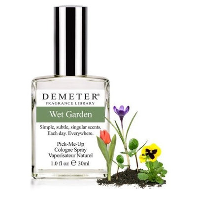 Demeter Fragrance - Cologne Spray Wet Garden - 1 oz.
