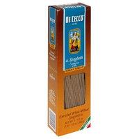 De Cecco Whole Wheat Spaghetti, 17.5-Ounce Boxes (Pack of 5)