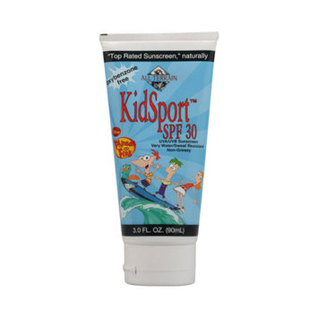 All Terrain KidsSport Phineas & Ferb SPF 30 Sunscreen Lotion