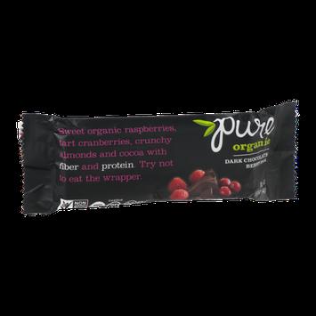 Pure Organic Dark Chocolate Berry Bar