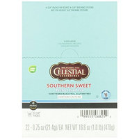 Green Mountain Coffee, Celestial Seasonings Southern Sweet Perfect Iced Tea, K-Cup Portion Pack for Keurig K-Cup Brewers, 22-Count