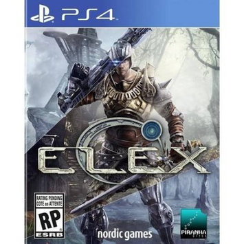 Nordic Games Na, Inc. Elex Playstation 4 [PS4]