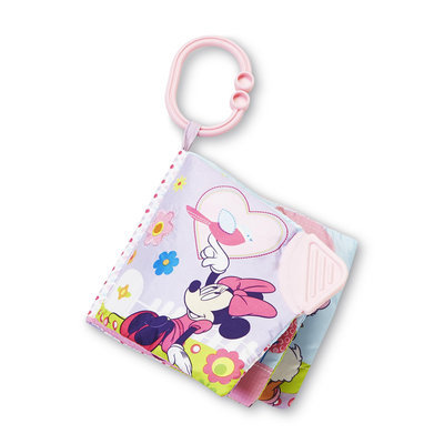Disney Mickey Mouse At the Park Soft Teether Book