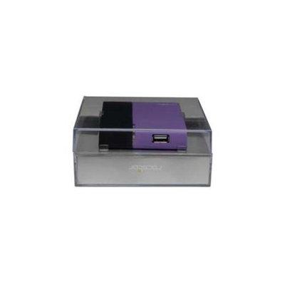 Rocky Mountain Ram B343K5-PR Rocport ID3 2. 5in Pocket Drive 500GB 5400 RPM Purple-Black 500GB Purple-Black