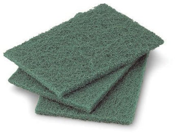 Libman Scouring Pads, Heavy Duty, 3 pads