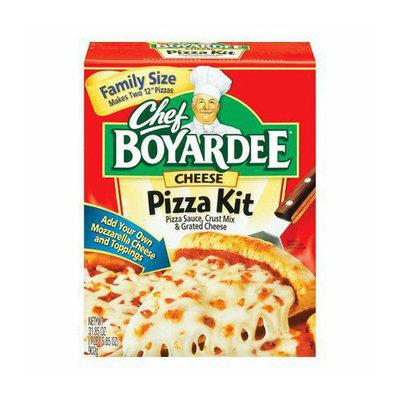 Chef Boyardee Cheese Pizza Maker Pizza Kit