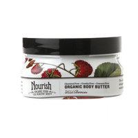 Nourish Organic™ Body Butter Wild Berries