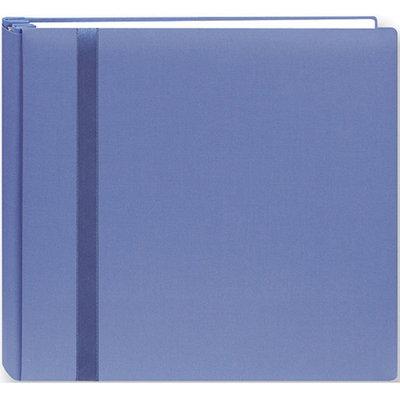 Pioneer Photo Albums Snap-Load Scrapbook - Blue (8x8