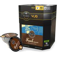 Keurig Vue Pack Tully's Coffee French Roast Coffee