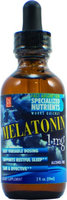 L A Naturals Melatonin 3mg 2 Ounces