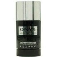 Unknown Azzaro Onyx By Azzaro For Men Alcohol Free Deodorant, 2.7-Ounce Stick