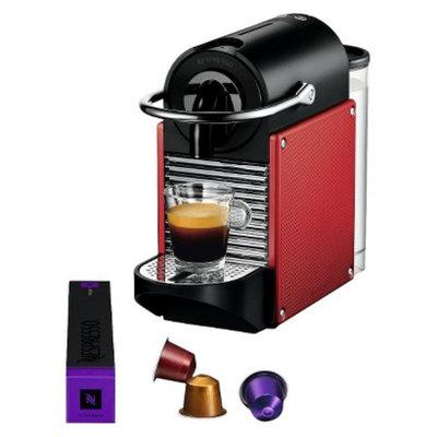 Nespresso Pixie Espresso Machine - Carmine