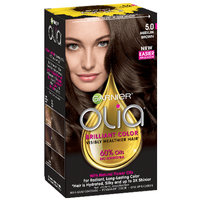 Garnier Olia Ammonia Free Hair Color - 5.0 Medium Brown
