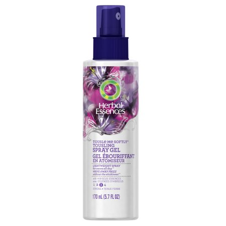 Herbal Essences Tousle Me Softly Tousling Spray Gel