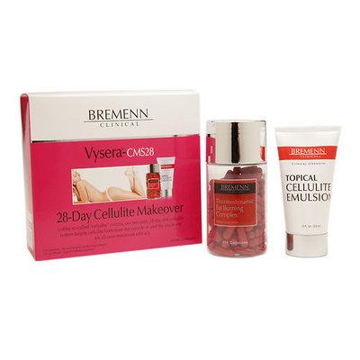 Bremenn Clinical Vysera-CMS28 28-Day Cellulite Makeover Dietary Supplement Kit