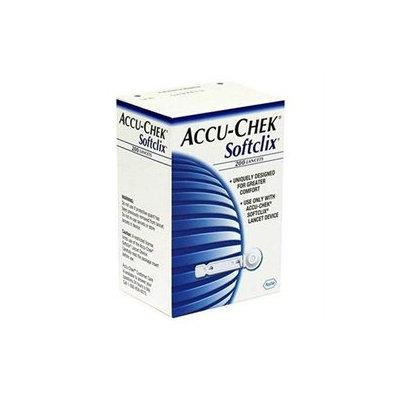 Accu-check Accu-chek Sterile Softclix Lancets - 200 Ea
