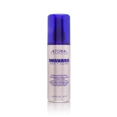 Alterna Caviar Anti-Aging Shine & Define Spray 4.2 oz Finishing Spray