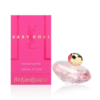 Baby Doll by Yves Saint Laurent 0.25 oz EDT Mini