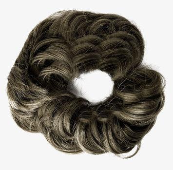 Fun Bun Synthetic Hair Scrunchie 14A Dark Ash Blonde