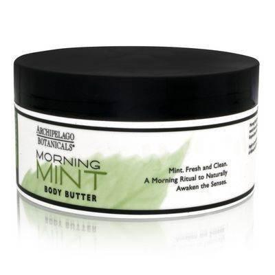 Archipelago Morning Mint Body Butter