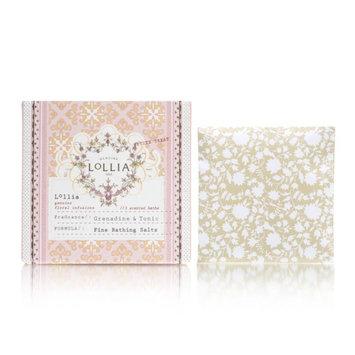 Lollia Grenadine & Tonic Bath Salts