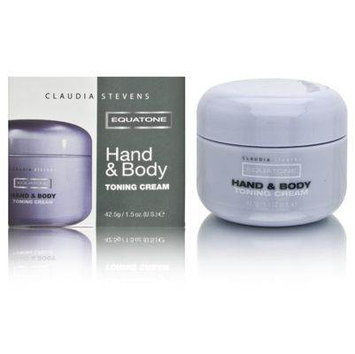 Claudia Stevens Equatone Hand & Body Toning Cream