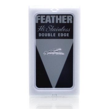 Jatai Feather Hi-Stainless Double Edge Razor Blades