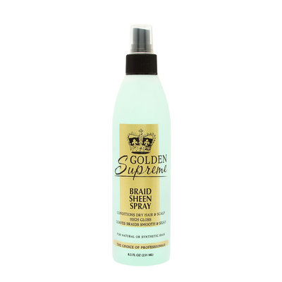 Golden Supreme Hair Styling Spritz
