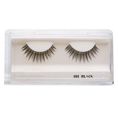 Two-two Elegant False Eye Lashes 505 Black